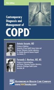 Contemporary Diagnosis and Management of COPD® ebook by Anzueto, Antonio