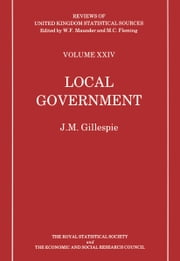 Local Government ebook by J. Gillsepie