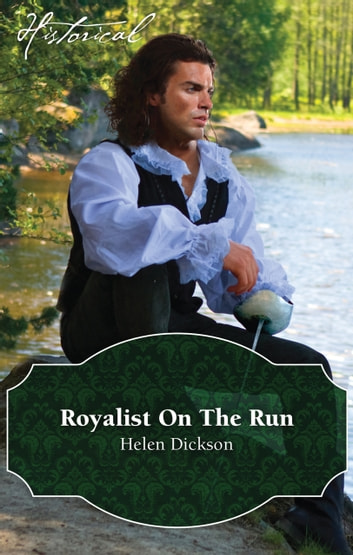 Royalist On The Run ebook by Helen Dickson