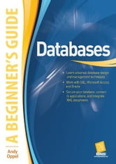 Databases A Beginner's Guide ebook by Andy Oppel