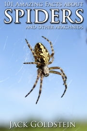 101 Amazing Facts about Spiders - ...and other arachnids ebook by Jack Goldstein