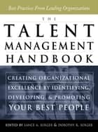 The Talent Management Handbook ebook by Lance A. Berger, Dorothy R. Berger