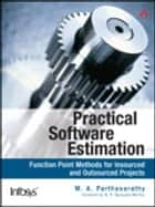 Practical Software Estimation ebook by M. A. Parthasarathy