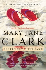 Footprints in the Sand - A Piper Donovan Mystery ebook by Mary Jane Clark