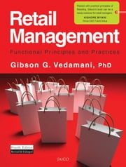 Retail Management (4th Edition) ebook by Gibson G. Vedamani