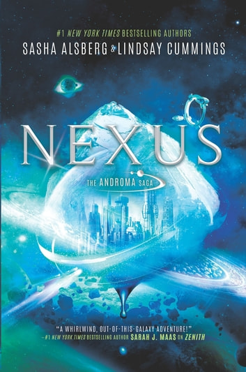 Nexus ebook by Sasha Alsberg,Lindsay Cummings