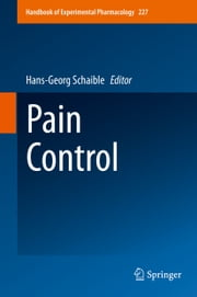 Pain Control ebook by Hans-Georg Schaible