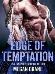 Edge of Temptation - (Viking Dystopian Romance) ebook by Megan Crane