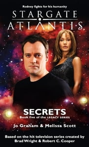 Stargate SGA-20: Secrets ebook by Melissa Scott,Jo Graham