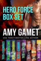 HERO Force Box Set ebook by Amy Gamet