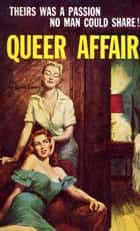 Queer Affair ebook by Carol Emery
