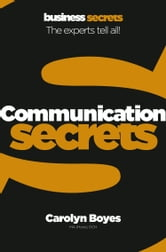 Communication (Collins Business Secrets) ebook by Carolyn Boyes