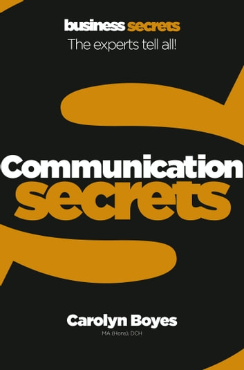 Communication (Collins Business Secrets) 電子書 by Carolyn Boyes