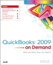 QuickBooks 2009 on Demand ebook by Gail Perry CPA,Laura Madeira