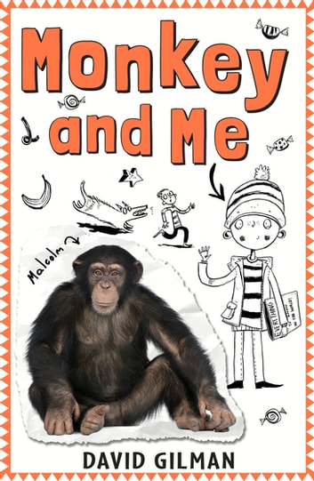 Monkey and Me ebook by David Gilman