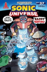 Sonic Universe #37 ebook by Ian Flynn, Jamal Peppers