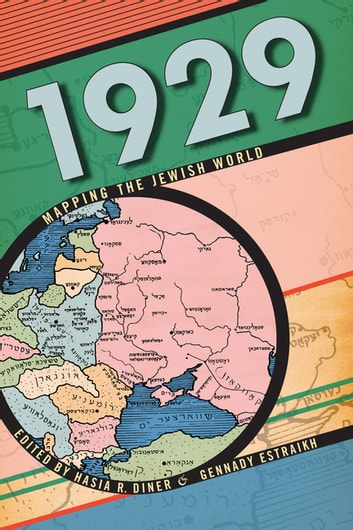 1929 - Mapping the Jewish World ebook by