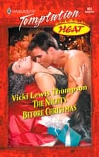 The Nights Before Christmas ebook by Vicki Lewis Thompson
