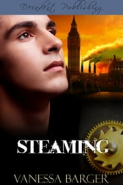 Steaming ebook by Vanessa Barger