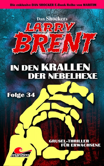Dan Shocker's LARRY BRENT 34 ebook by Dan Shocker
