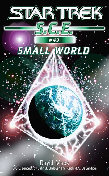 Star Trek: Small World eBook by David Mack
