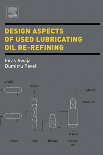 Design Aspects of Used Lubricating Oil Re-Refining ebook by Firas Awaja,Dumitru Pavel