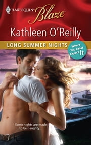 Long Summer Nights ebook by Kathleen O'Reilly