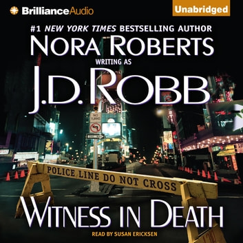 Witness in Death audiobook by J. D. Robb