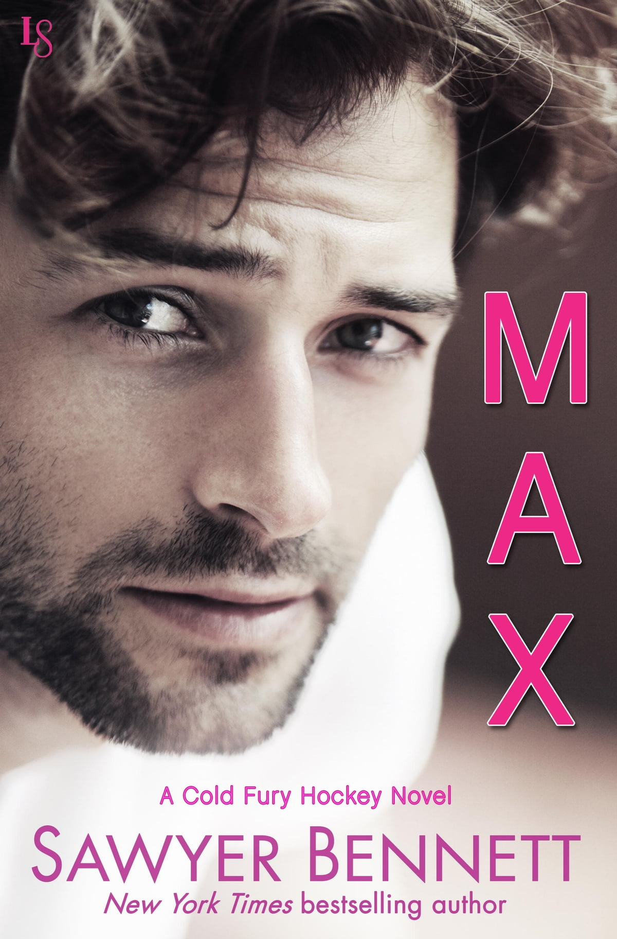 Max  A Cold Fury Hockey Novel Ebook By Sawyer Bennett