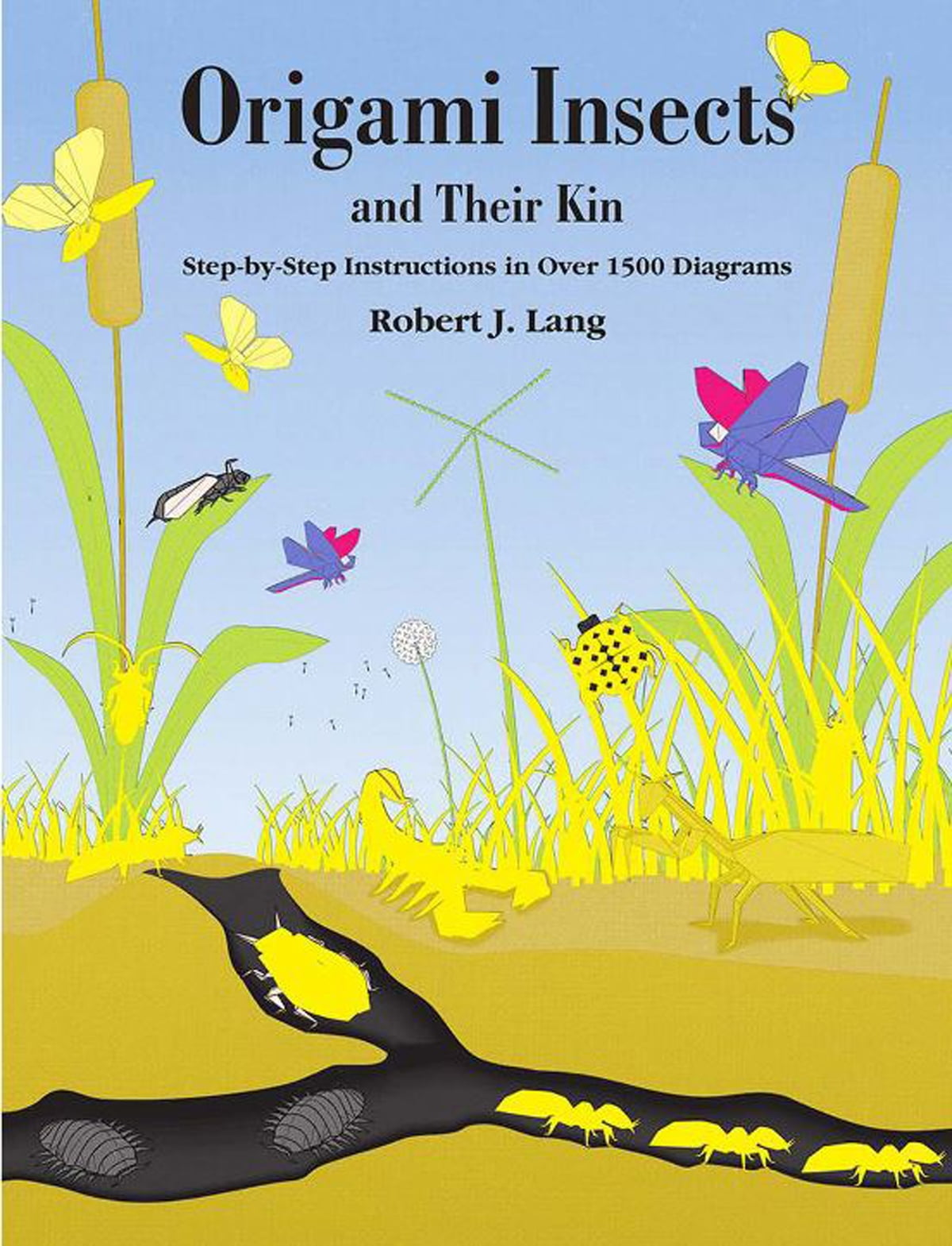 Origami Insects eBook by Robert J. Lang - 9780486132877 ... - photo#8