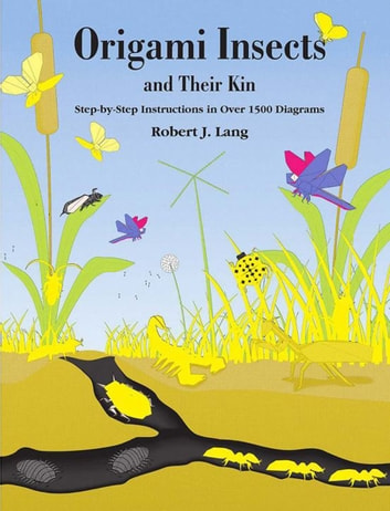 Origami Insects ebook by Robert J. Lang