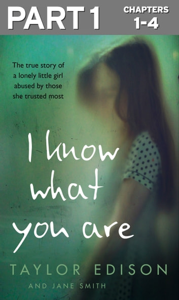 I Know What You Are Part 1 Of 3 The True Story Of A Lonely Little
