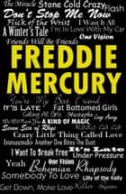 Freddie Mercury ebook by William English