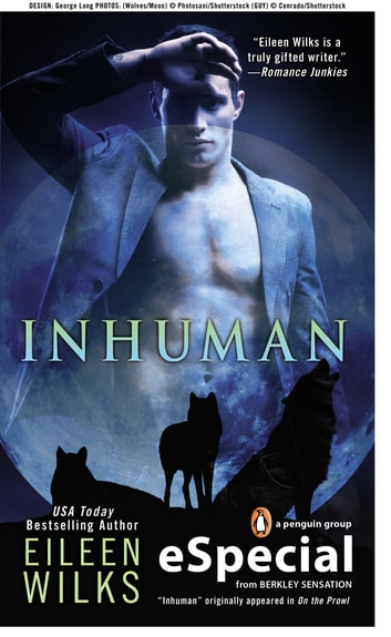 Inhuman ebook by Eileen Wilks