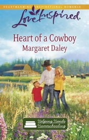Heart of a Cowboy ebook by Margaret Daley