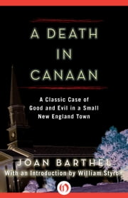 A Death in Canaan ebook by Joan Barthel