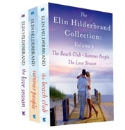 The Elin Hilderbrand Collection: Volume 1 - The Beach Club, Summer People, and The Love Season ebook by Elin Hilderbrand
