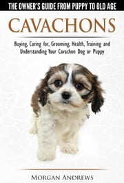 Cavachons: The Owner's Guide from Puppy To Old Age - Choosing, Caring for, Grooming, Health, Training and Understanding Your Cavachon Dog or Puppy ebook by Morgan Andrews
