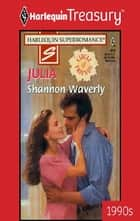 Julia ebook by Shannon Waverly
