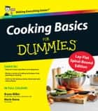 Cooking Basics For Dummies ebook by Bryan Miller, Marie Rama