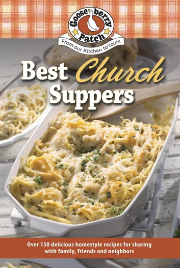 Best Church Suppers ebook by Gooseberry Patch
