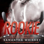 Rookie audiobook by Samantha Whiskey