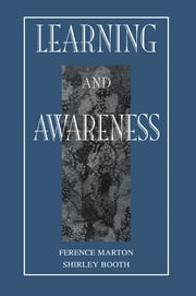 Learning and Awareness ebook by Ference Marton,Shirley Booth