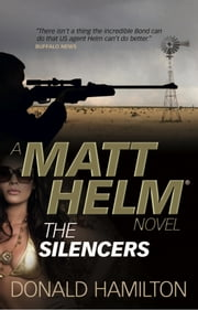 Matt Helm - The Silencers ebook by Donald Hamilton