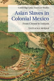 Asian Slaves in Colonial Mexico - From Chinos to Indians ebook by Tatiana Seijas