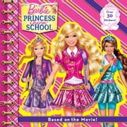Princess Charm School (Barbie) ebook by Mary Man-Kong,Golden Books