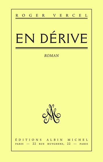 En dérive ebook by Roger Vercel