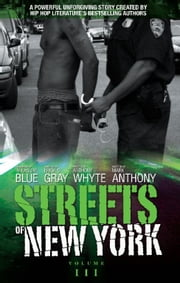 Streets of New York ebook by Erick   S Gray,Mark Anthony,Treasure E Blue