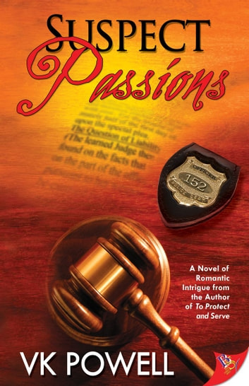 Suspect Passions ebook by VK Powell