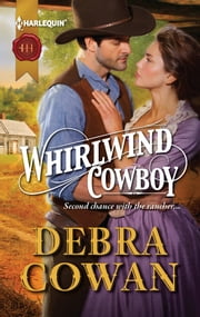 Whirlwind Cowboy ebook by Debra Cowan